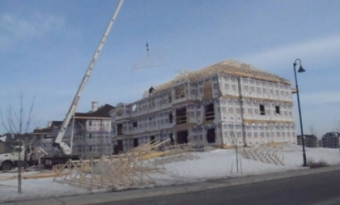 Condominiums à Mascouche